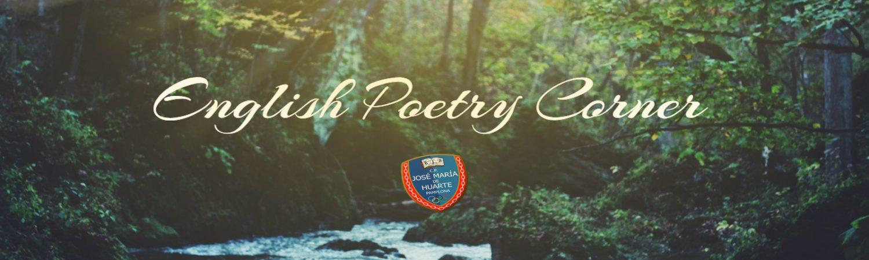 English poetry corner