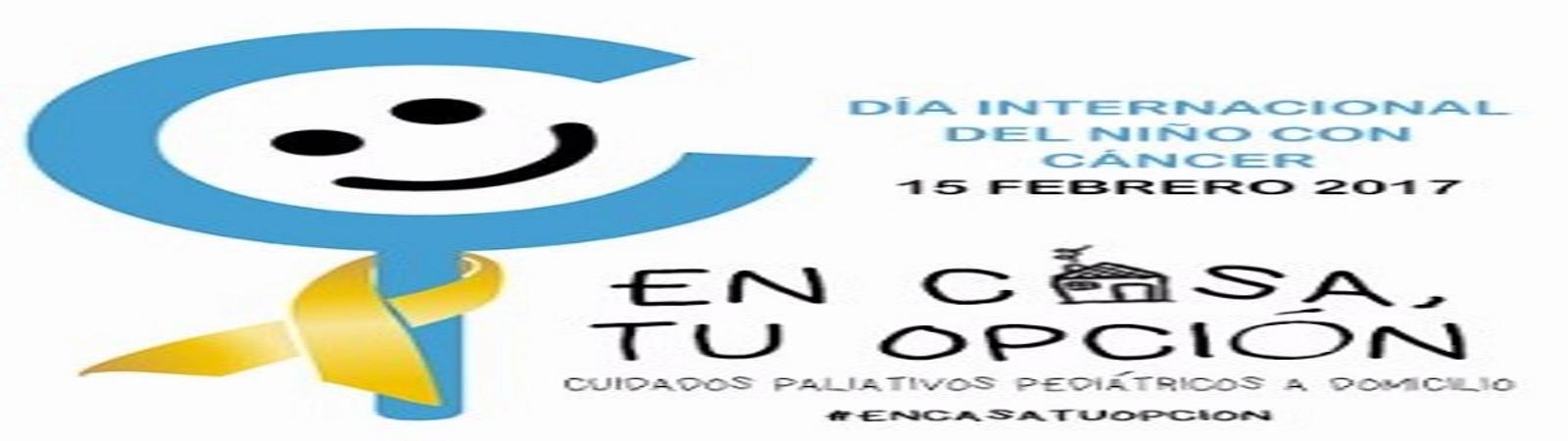 Día Internacional del Niño con Cáncer 2017