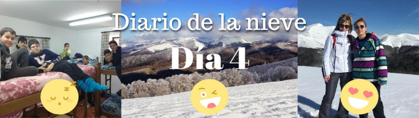 Diario de la nieve (Día 4)