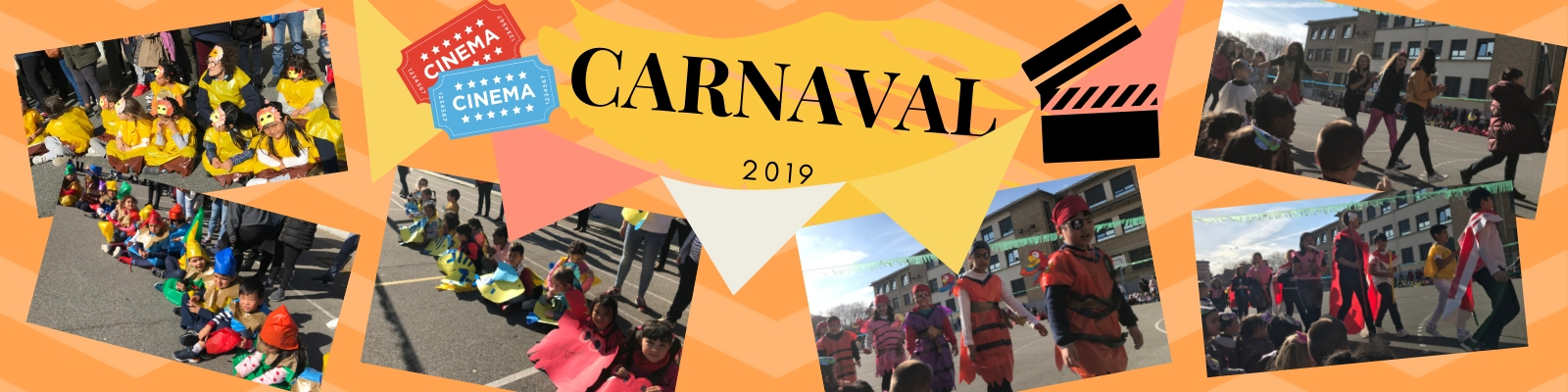 Un carnaval de película