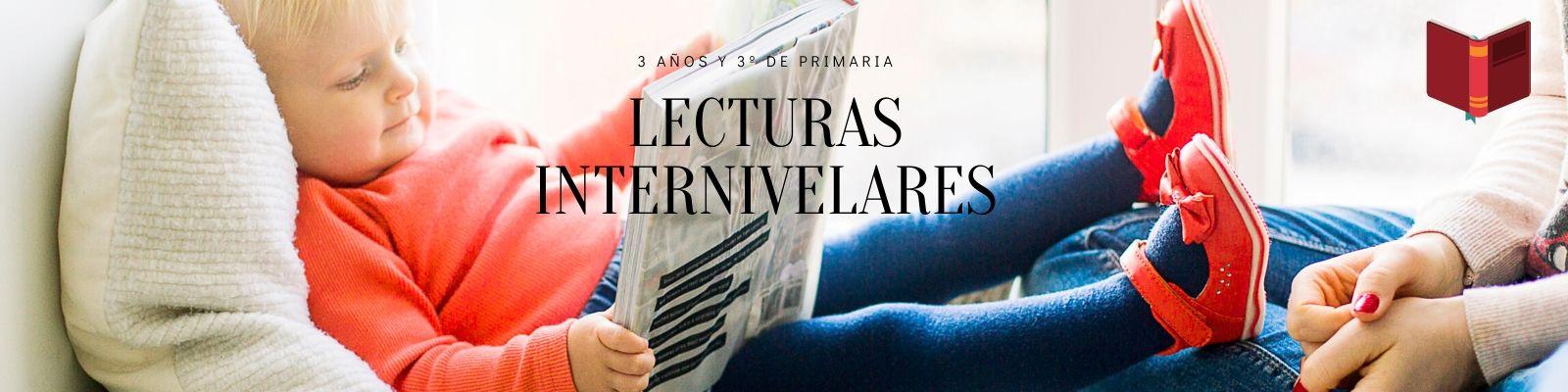 Lecturas Internivelares 3 años y 3º