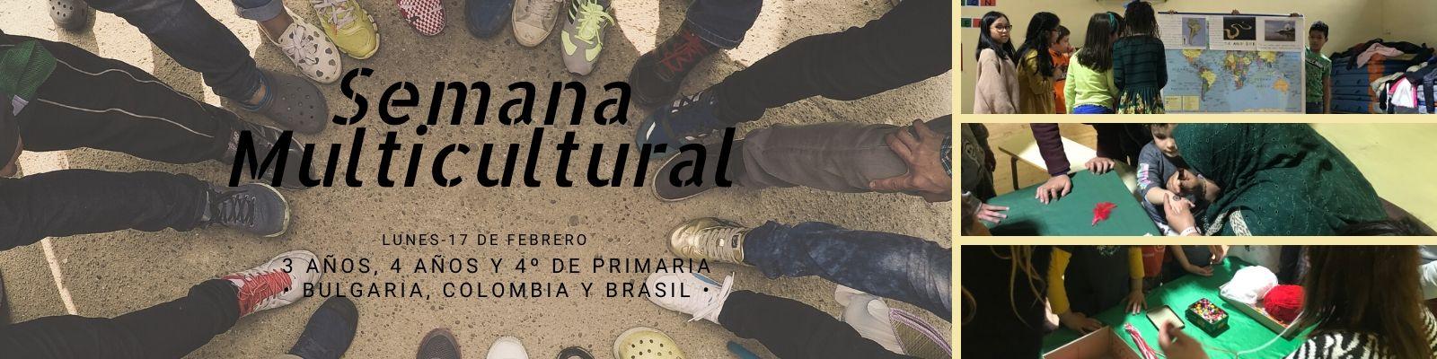 Semana multicultural, día 17 de febrero
